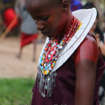 Cerimonia Maasai