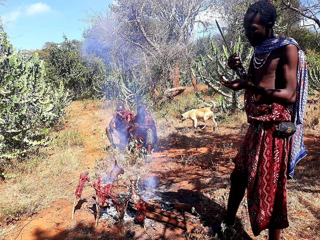 grigliata masai