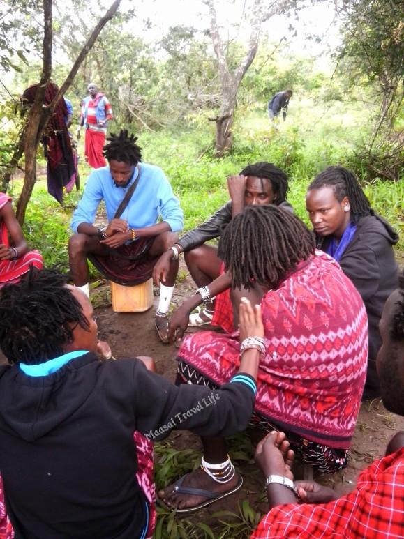 riunione masai