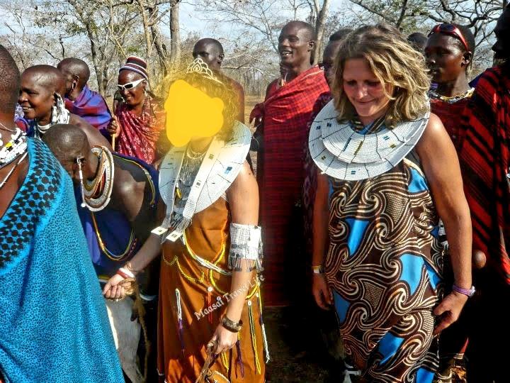 Un matrimonio masai/mzungu che non doveva essere celebrato!
