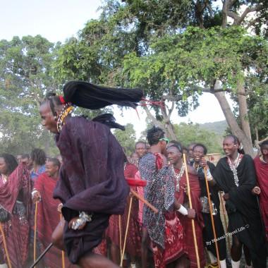 Cerimonie maasai