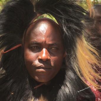 Riti maasai in Tanzania
