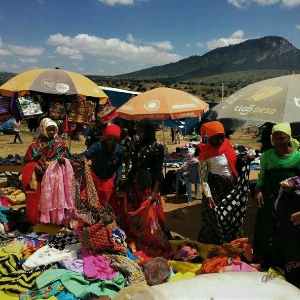 Il mercato maasai