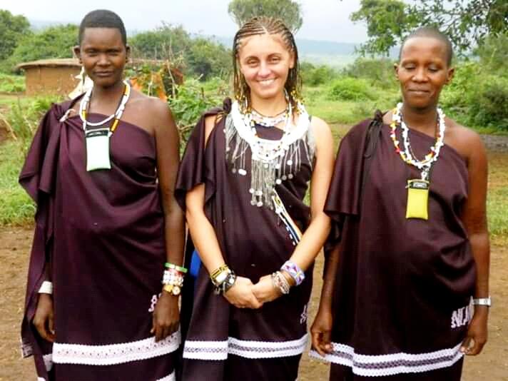 MARTA GILARDI: il mio primo viaggio in savana dalla famiglia di mio maritomaasai.