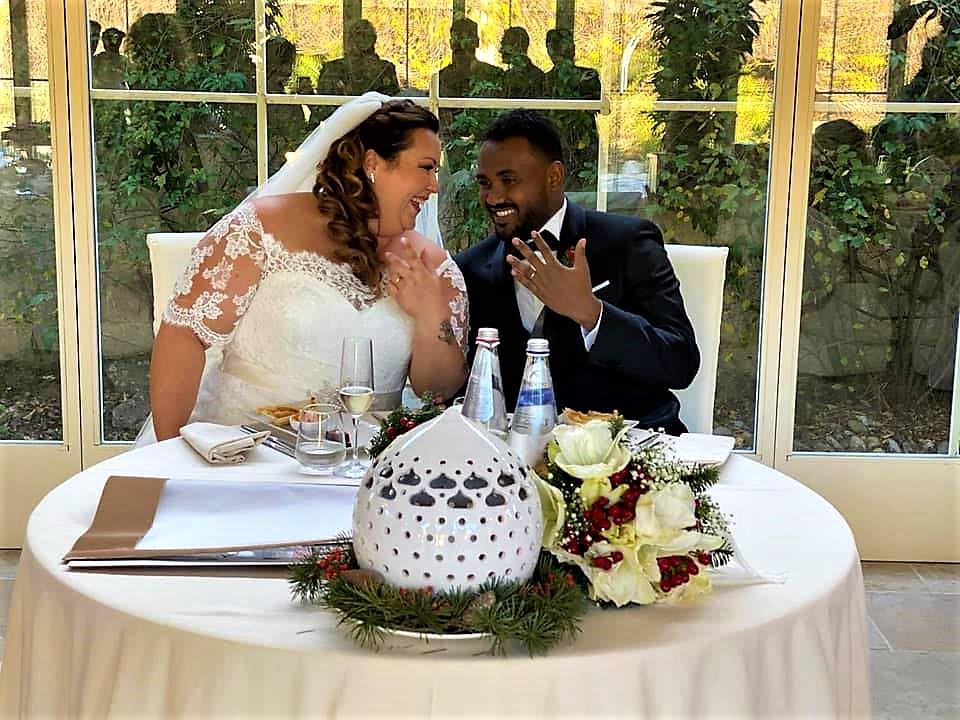 L'amore non ha confini: dal Kenya all'Italia con Marina eMohamed