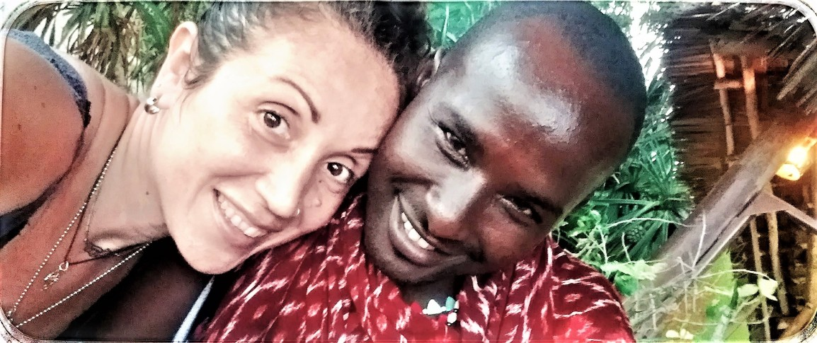 L'amore a colori: un principe maasai e un minimaasai