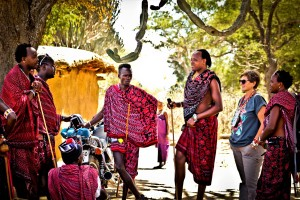 Maasai Travel Life